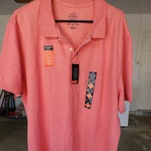 New* man's polo shirt